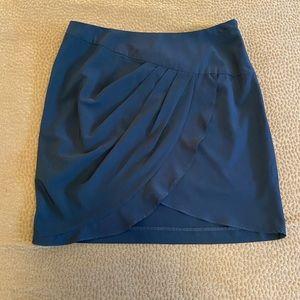 Nikibiki Navy sweet Ruffle skirt